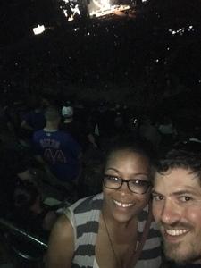 Scott attended Foo Fighters on Jul 30th 2018 via VetTix