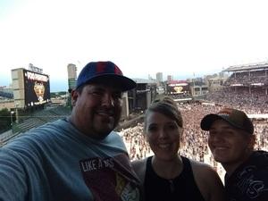 Amanda attended Foo Fighters on Jul 30th 2018 via VetTix