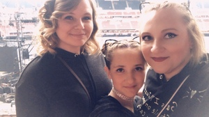 Sarah attended Taylor Swift Reputation Tour on Sep 29th 2018 via VetTix