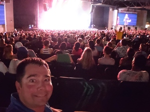 Tom attended Pentatonix With Special Guests Echosmith and Calum Scott on Jul 26th 2018 via VetTix