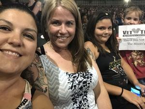 david attended Pentatonix With Special Guests Echosmith and Calum Scott on Jul 26th 2018 via VetTix