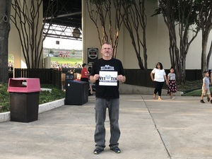 Jerry attended Pentatonix With Special Guests Echosmith and Calum Scott on Jul 26th 2018 via VetTix