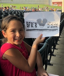 Ingrid Ramos attended Pentatonix With Special Guests Echosmith and Calum Scott on Jul 26th 2018 via VetTix