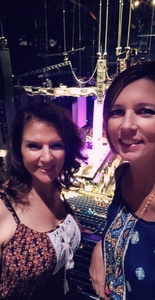 Tracy attended Rod Stewart With Cyndi Lauper on Aug 1st 2018 via VetTix