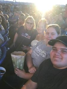 Dawn attended 3 Doors Down & Collective Soul: the Rock & Roll Express Tour - Pop on Jul 21st 2018 via VetTix