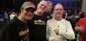 Richard attended Stars Align Tour: Jeff Beck & Paul Rodgers and Ann Wilson of Heart - Pop on Jul 31st 2018 via VetTix