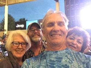 Jeanne attended Stars Align Tour: Jeff Beck & Paul Rodgers and Ann Wilson of Heart - Pop on Jul 31st 2018 via VetTix