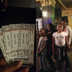 Ashley attended Bring It! Live on Aug 3rd 2018 via VetTix