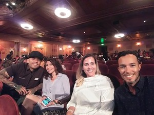 Leonel attended Bring It! Live on Aug 3rd 2018 via VetTix