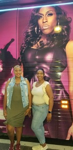 Dawn attended Bring It! Live on Aug 3rd 2018 via VetTix