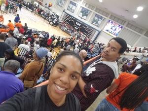 Ebonie attended The Basketball Tournament - Championship on Aug 3rd 2018 via VetTix
