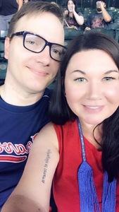 Justin attended Arizona Diamondbacks vs. Atlanta Braves - MLB on Sep 6th 2018 via VetTix
