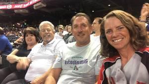 brett attended Arizona Diamondbacks vs. Atlanta Braves - MLB on Sep 6th 2018 via VetTix