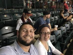 Gregorio attended Arizona Diamondbacks vs. Atlanta Braves - MLB on Sep 6th 2018 via VetTix