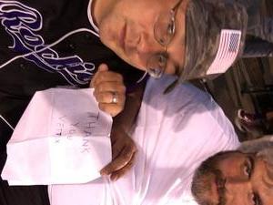 Ryan attended Colorado Rockies vs. Pittsburgh Pirates - MLB on Aug 6th 2018 via VetTix