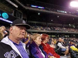 Michael attended Colorado Rockies vs. Pittsburgh Pirates - MLB on Aug 6th 2018 via VetTix