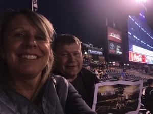 Bradley attended Colorado Rockies vs. San Diego Padres - MLB on Aug 21st 2018 via VetTix