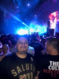 William attended Bush - the Cult - Stone Temple Pilots-revolution 3 Tour on Jul 27th 2018 via VetTix