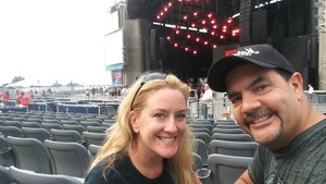 Hector Almodovar attended Bush - the Cult - Stone Temple Pilots-revolution 3 Tour on Jul 27th 2018 via VetTix