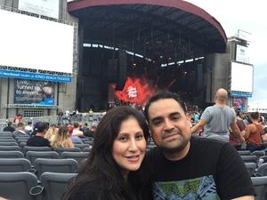 Magno attended Bush - the Cult - Stone Temple Pilots-revolution 3 Tour on Jul 27th 2018 via VetTix