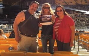 Brian attended Taylor Swift Reputation Stadium Tour on Aug 7th 2018 via VetTix