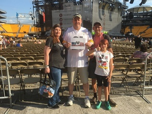 Jeffrey Smith attended Taylor Swift Reputation Stadium Tour on Aug 7th 2018 via VetTix