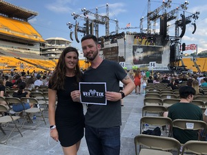 Tim attended Taylor Swift Reputation Stadium Tour on Aug 7th 2018 via VetTix