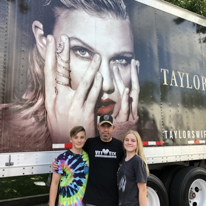 Matthew attended Taylor Swift Reputation Stadium Tour on Aug 7th 2018 via VetTix