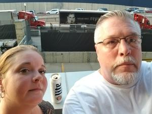 Ronald attended Taylor Swift Reputation Stadium Tour on Aug 7th 2018 via VetTix