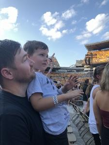 Phillip attended Taylor Swift Reputation Stadium Tour on Aug 7th 2018 via VetTix