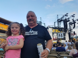 Samuel attended Taylor Swift Reputation Stadium Tour on Aug 7th 2018 via VetTix