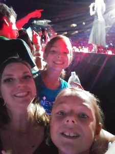 Jason attended Taylor Swift Reputation Stadium Tour on Aug 7th 2018 via VetTix