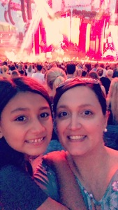 ALEXANDRA attended Taylor Swift Reputation Stadium Tour on Aug 7th 2018 via VetTix