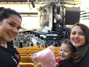 Timothy attended Taylor Swift Reputation Stadium Tour on Aug 7th 2018 via VetTix