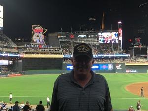 Jim attended Minnesota Twins vs. Detroit Tigers - MLB on Aug 16th 2018 via VetTix