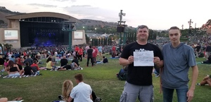 Jeremiah attended 311 and the Offspring: Never-ending Summer Tour on Jul 29th 2018 via VetTix