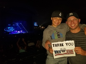 Christopher attended 311 and the Offspring: Never-ending Summer Tour on Jul 29th 2018 via VetTix