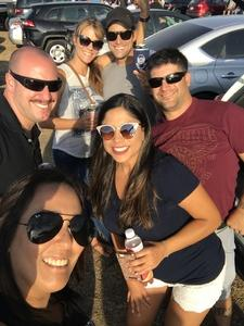 Daniel attended 311 and the Offspring: Never-ending Summer Tour on Jul 29th 2018 via VetTix