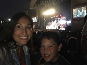 Taylor attended 311 and the Offspring: Never-ending Summer Tour on Jul 29th 2018 via VetTix