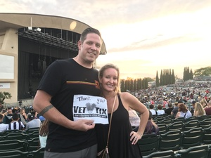 Dirtbuilt attended 311 and the Offspring: Never-ending Summer Tour on Jul 29th 2018 via VetTix