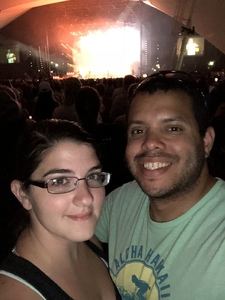 Jesus attended Dierks Bentley Mountain High Tour 2018 on Aug 4th 2018 via VetTix