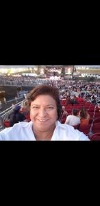 Irene attended Jukebox Heroes Foreigner with Whitesnake, Jason Bonham's Led Zeppelin - Reserved Seats on Aug 1st 2018 via VetTix
