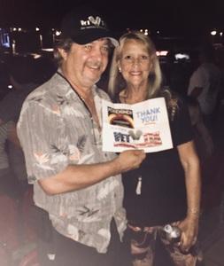 Chief C attended Jukebox Heroes Foreigner with Whitesnake, Jason Bonham's Led Zeppelin - Reserved Seats on Aug 1st 2018 via VetTix