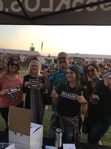 joel attended Jukebox Heroes Foreigner with Whitesnake, Jason Bonham's Led Zeppelin - Reserved Seats on Aug 1st 2018 via VetTix