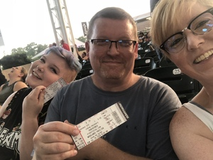 Heather attended Pentatonix on Jul 29th 2018 via VetTix