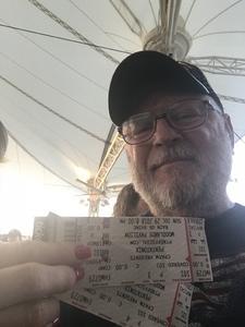 Robert attended Pentatonix on Jul 29th 2018 via VetTix
