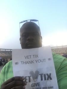 Randall attended Detroit Tigers vs. Chicago White Sox - MLB on Aug 14th 2018 via VetTix