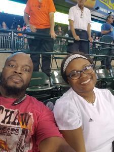 Demetrius attended Detroit Tigers vs. Chicago White Sox - MLB on Aug 14th 2018 via VetTix
