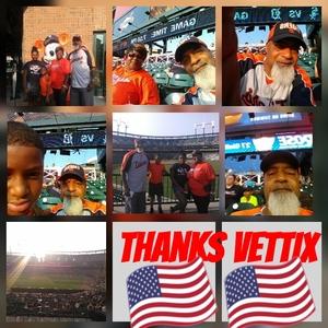 Angela G. Reed attended Detroit Tigers vs. Chicago White Sox - MLB on Aug 14th 2018 via VetTix