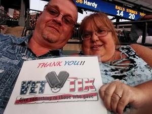 Robert attended Detroit Tigers vs. Chicago White Sox - MLB on Aug 14th 2018 via VetTix
